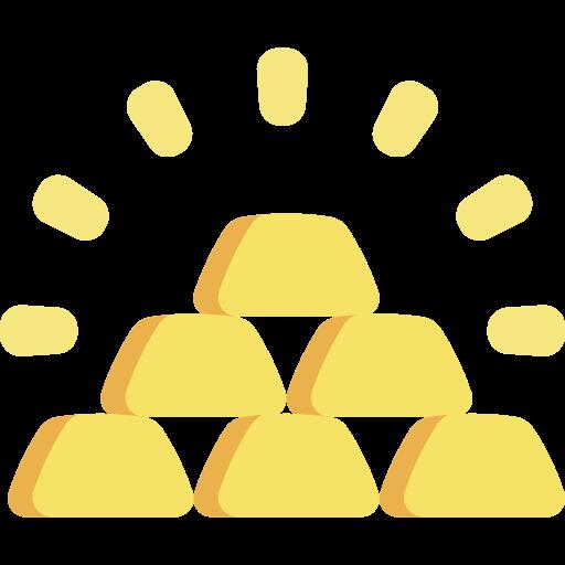 010-Gold Ingots